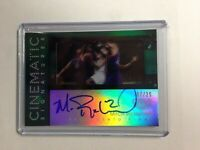 2015-16 Panini Gala Cinematic Signatures Auto Mitch Richmond 07/25