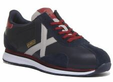 Munich Sapporo 91 Retro Trainer For Mens In Navy Size UK 6 - 12
