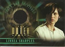 Outer Limits Sex, Cyborg, & Science Fiction Linnea Sharples Costume Trading Card