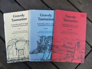 Gravely Tasmanian by Joan & Buck Emberg (Vols 1, 2 & 3)