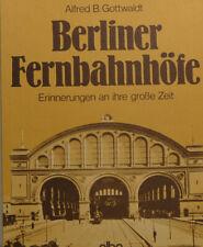 Berlin remote stations Memories of a big-time gottwaldt-ALBA (KB984)