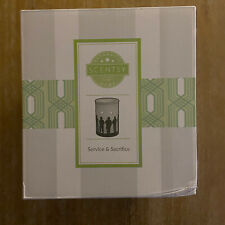 Scentsy Service and Sacrifice warmer - New in Box