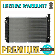 Brand New Premium Radiator for Chevrolet GMC Pickup Suburban w/ EOC AT MT