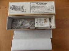 LITTLE ENGINES KIT for a NER / LNER / BR T1 CLASS 4-8-0T LOCO OO Gauge