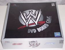 WW World Wrestling DVD Board Game ~ Smack Down ~ WWE Raw Entertainment ~Complete