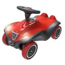 BIG Bobby Car NEXT Kinderfahrzeug rot/anthrazit Auto Rutschfahrzeug