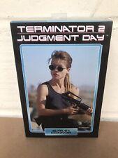 """NECA Terminator 2 Sarah Conner Ultimate Collection 7"""" Figura De Acción-Nuevo Sellado"""