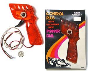 1974 Aurora Control Plus AFX HO Slot Car Nice High Quality Speed Controller 1335