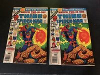 Marvel Two In One Annual 2 Thanos Infinity Gauntlet War Not CGC CBCS!