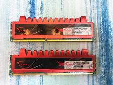 G.SKILL Ripjaws F3-10666CL9D-8GBRL 8GB DDR3 RAM Memory (4GB x 2) FREE SHIPPING