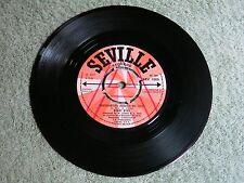 BOBBY BRYD Headquarters (Augusta GA) SEVILLE RECORDS 7-inch Promo SEV 1005!