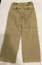 Polo Ralph Lauren Cordoroy Pants Slacks Size 5