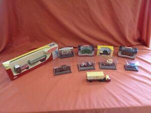 Hornby Classix Oxford Hongwell Trackside Lorry Car Van  1:76 00 Gauge x 12