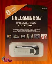 2 in. Mark Gervais Halloween Collection USB with 6 videos Trick Treat Prop Decor