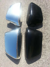 Honda Valkyrie Chrome Side Covers, plastic chrome plating process