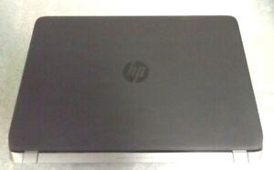 HP ProBook 450 G2 Intel Core i3-4005U 1.70GHz 2GB Ram No HDD/Batt/PS