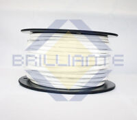 MARINE 3mm 50M TINNED TWIN 2 CORE SHEATH COPPER WIRE 16A CABLE TYCAB BOAT 12V