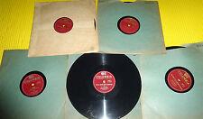 "The Mariners 5X10"" 78 rpm Lot I SEE THE MOON, OH MO'NAH, JAMBO"