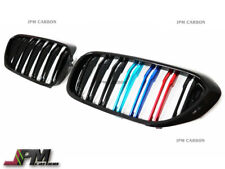 M style Gloss Black M Metal Color Front Grille For 17+ BMW G30/G31 5 Series 530i