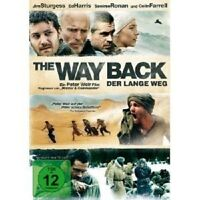 THE WAY BACK - DER LANGE WEG  DVD NEU
