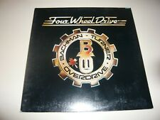Bachman Turner Overdrive BTO Four Wheel Drive LP Vinyl Record Album Hey You