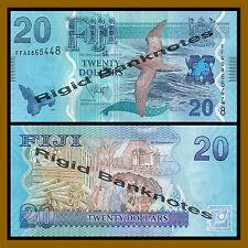 Fiji 20 Dollars, 2012 (2013) P-117 Unc