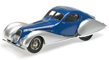 1 18 Minichamps TALBOT Lago T150 CSS Coupe 1937 Silver/blue