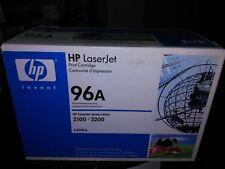 Original HP tóner C4096A HP 96A LaserJet 2100 2200 NEW