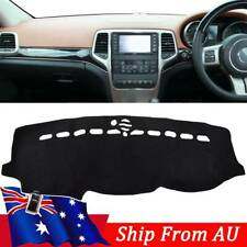 Fits Jeep Grand Cherokee WK2 Trackhawk Trailhawk 2012 - 2020 Dash Cover Mat