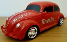 CLASSIC vintage BEETLE VW Radio Remote Control Car scala 1.28 Fast Speed 16 cm