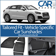 AUDI Q2 5 Door 2016 ON UV CAR SHADES WINDOW SUN BLINDS PET DOG CAT ANIMAL PETS