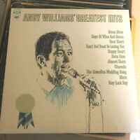 Collectible Andy Williams' Greatest Hits, LP (Vinyl), Columbia Records,