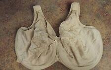 Medela beige underwire nursing bra size 42 G