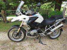 FRONT WHEEL FENDER ALPINE WHITE BMW R1200GS 2011 PART 46637726776 WRECKING GS