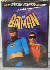 Batman: The Movie (DVD 2001 35th Anniversary Edt) RARE 1966 MOVIE BRAND NEW