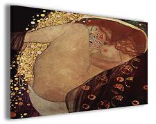 Quadro moderno Gustav Klimt vol VII stampa su tela canvas pittori famosi