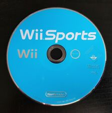 Wii Sports - DISC ONLY - 5 Sports - Nintendo Wii / Wii U - PAL - Free, Fast P&P!
