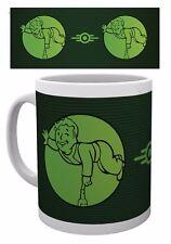 Fallout 4 Mug Official Brand New Gaming Merchandise Pip Boy Vault Tec Agility