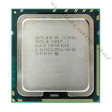 Intel Core i7-990X i7990X 3.46GHz LGA 1366 CPU Processor