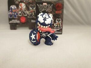 Funko Mini Mystery Figure Marvel Venom   Captain America