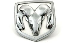 Dodge Ram -- Emblem -- Weiss - Original -- Made in U.s.A
