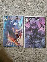 Soulfire Vol. 3(2011 series) #1 & 2 VF. Aspen comics