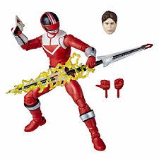 Power Rangers Lightning Collection Time Force Red Ranger 6-Inch Premium