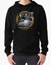 BSA Rocket 3 emblématique moteur moto à capuche ou sweat inished Productions