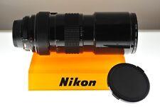 Nikon Nikkor 300mm f/4.5 Ai lens. EXC+ condition. Fantastic tele lens. Superb!