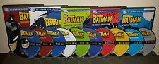 The Batman - Animated - Season 1-5 – Complete Series 10 DVDs!