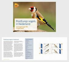 Netherlands 2019 - Europa 2019 - Birds in the Netherlands Presentation Pack
