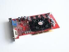 SAPPHIRE ATI Radeon 9800 128MB DDR 128bit AGP Excellent Condition!