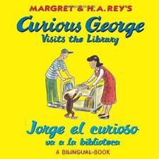 Jorge el curioso va a la biblioteca/Curious George