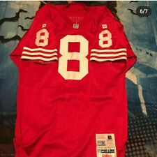 Vintage Size 44 Wilson 1994 49ers Steve Young Jersey sewn